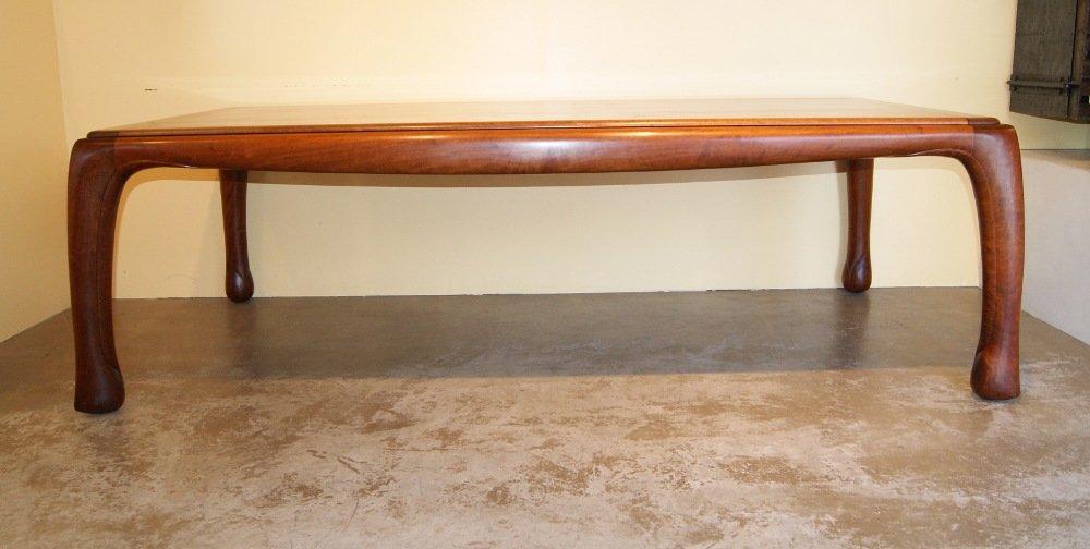 Jasper Brinton Walnut Dining Table : jasperbrintonwalnutdiningtable from alternativefurnishings.com size 1000 x 504 jpeg 69kB